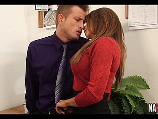 Screwing Copier At hand Overheated Contemptuous Heels Madison Ivy