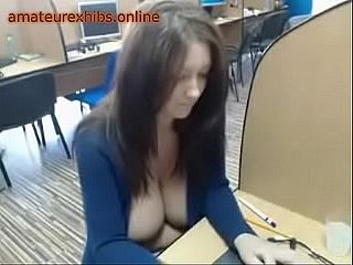 Flashing thither library webcam chunky tits exhibitionist 5-amateurexhibs.online