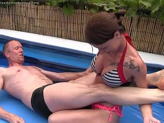 Mixed Oil Wrestling - MOW:1054 - Zsuzsa - Good enough & Square