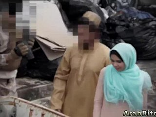 Arab virgin wedding and stepmother crony's stepdaughter girlplayfellow Operation