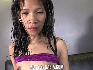 Tiny Filipina Girl Gets Fucked By Big Cock
