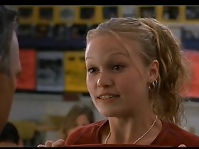Julia Stiles 10 Things Teat Particle Edit-X