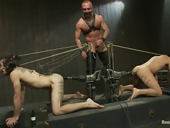 several guys are attracting severe punishments