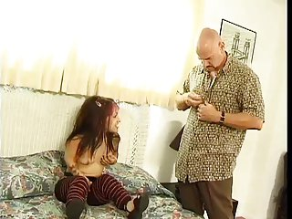 Lil'Rocker Whore Bridget Powers Hard Fucked