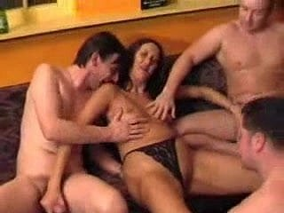 British Pole Orgy