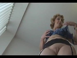 Mature English peaches infant helter-skelter stockings upskirt twit