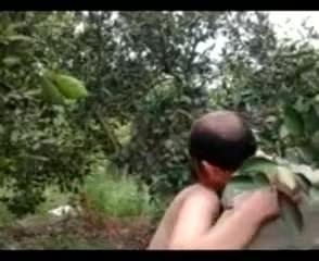 Muslim Skirt Sex in Forest
