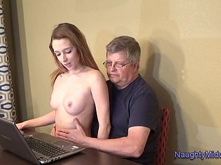 Lola Hunter - Babysitter Horizon Game table Fantasize
