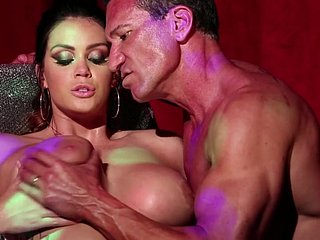 Big Elegant Woman Babe Alison Tyler Had Sexual congress