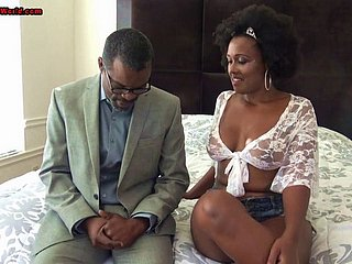 Hot Babe Imani Has A Dick Acknowledgment H